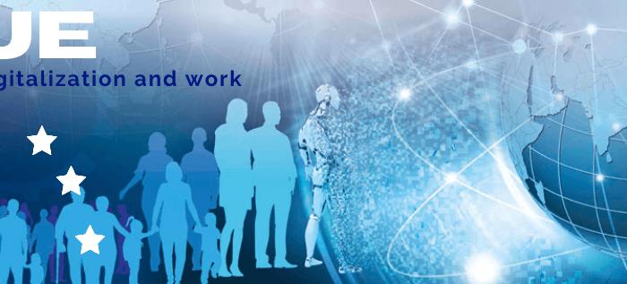 La Unión Europea sobre La Digitalización y el futuro deltrabajo